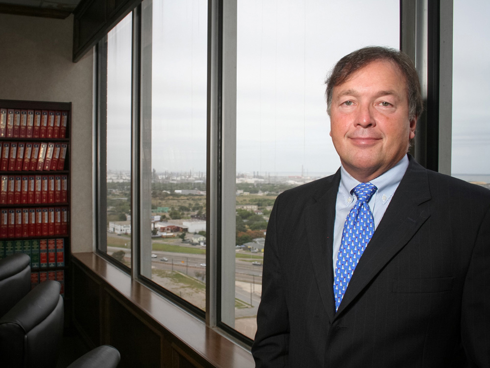 gene r ward - Commercial Litigation | Practice Area | FW | HOU | NO | CC