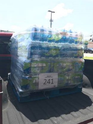 water donation - Heat Wave - Water Donation Drive Results